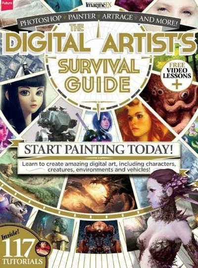 ImagineFX Presents The Digital Artist's Survival Guide