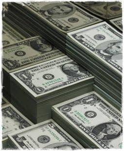Los grandes amasadores de dinero