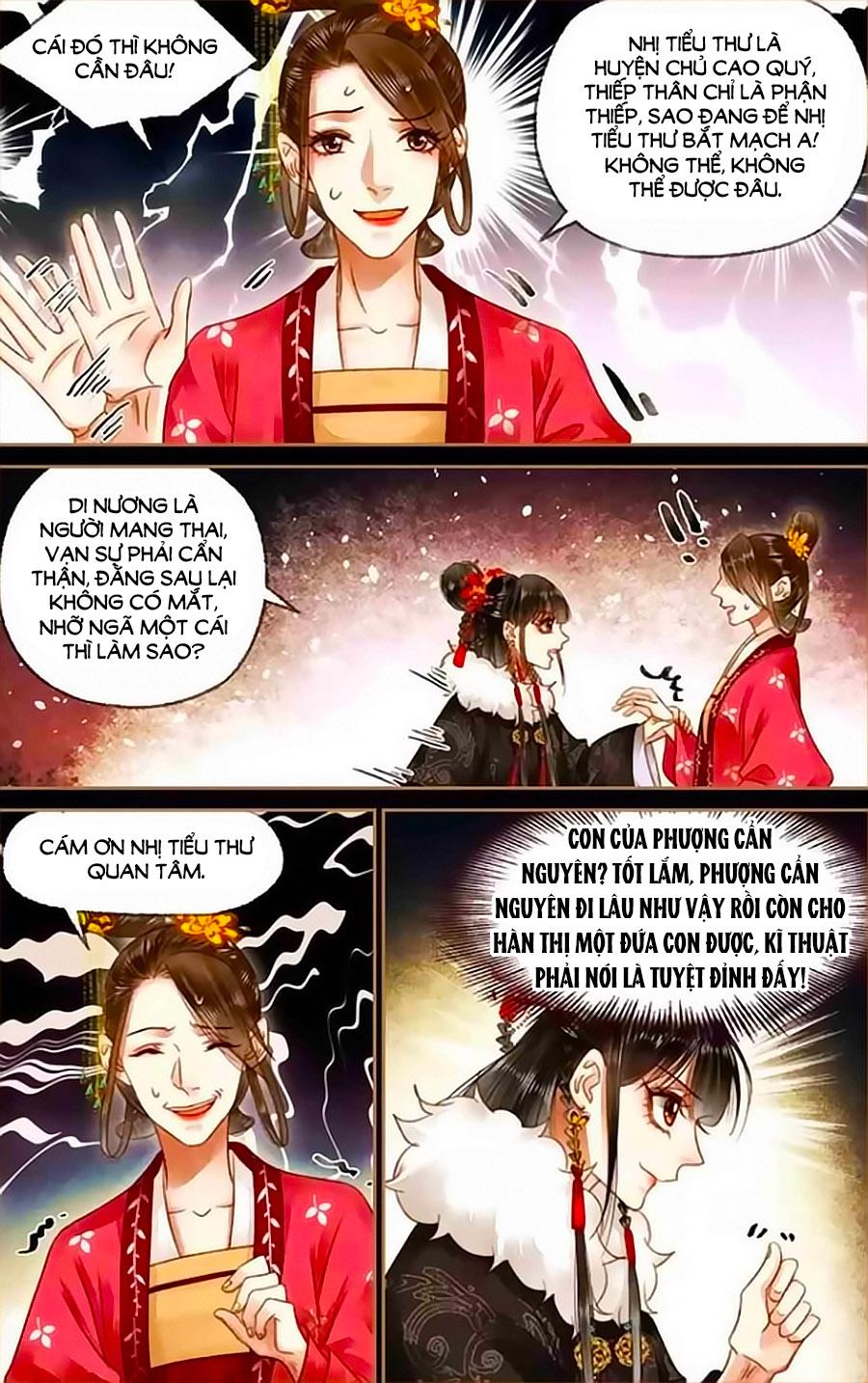 Thần Y Đích Nữ chap 162 - Trang 5