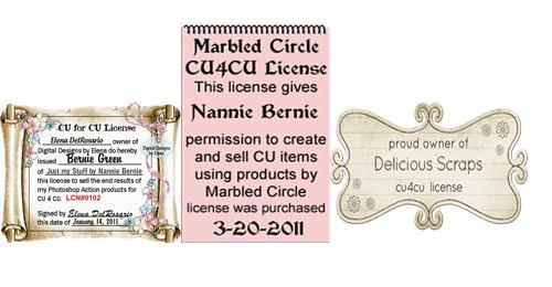 CU4CU licenses