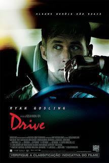 Pôster/capa/cartaz nacional de DRIVE