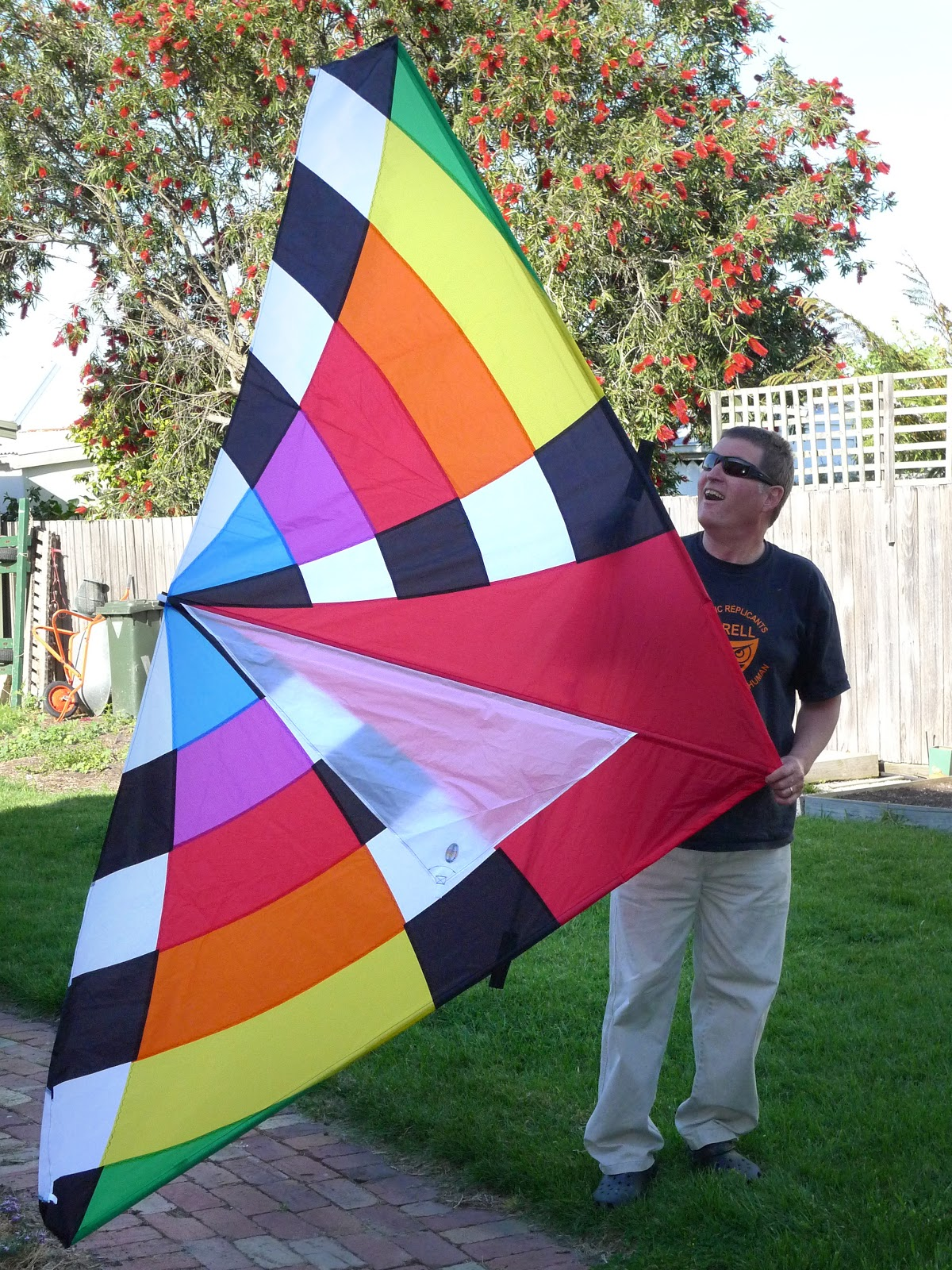 Kite Reasearch Kirstens Art Website Delta Diagram Ben Franklin Of Picture I Like This Because It Has Pretty Colors In