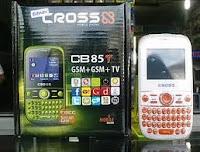 CROSS CB85T