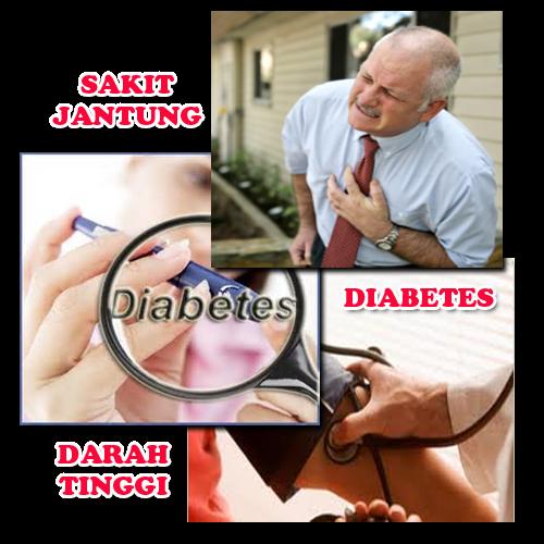 Penyakit 3 Serangkai & Shaklee