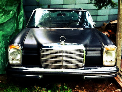Mercedes 250 CE