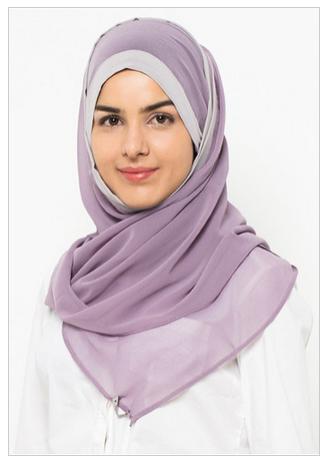 Desain Hijab Modern Elegan Terbaik 2015