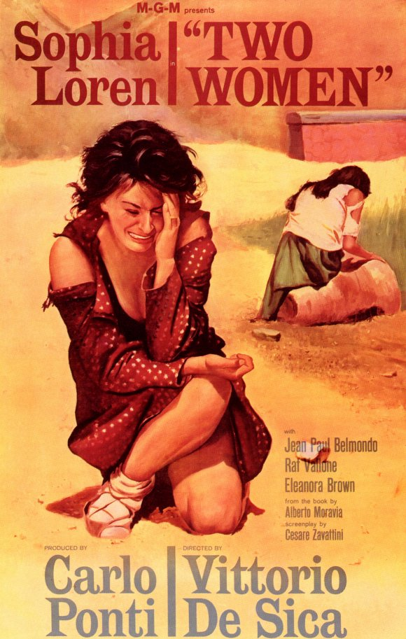 Vintage Movie Posters Sophia Loren Amore Linguine