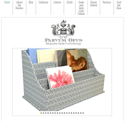 Parvum Opus Website