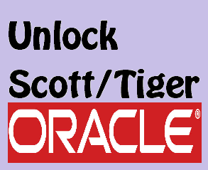 Unlock scott tiger account