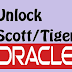 Unlock Scott/Tiger Account In Oracle| Step By step Guide