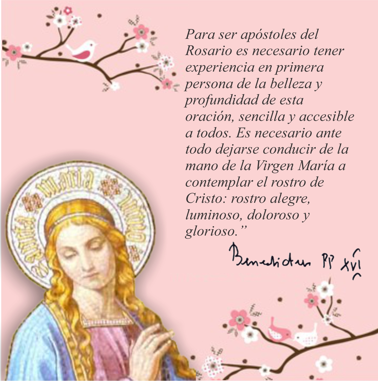Tarjetas y oraciones catolicas apstoles del rosario apstoles del rosario thecheapjerseys Gallery