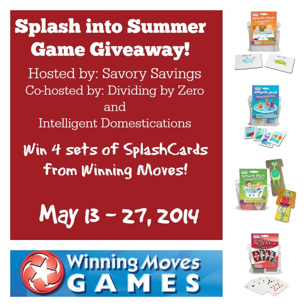Splash Into Summer Giveaway!