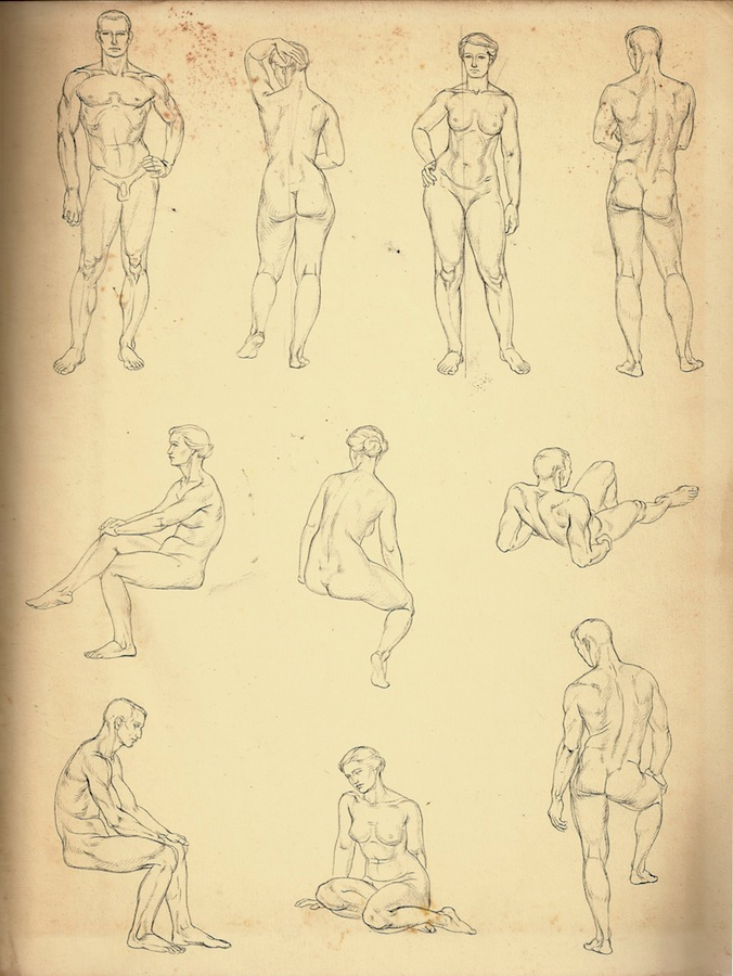 Anatomy Photos Artist Human Figure http://figure-drawings.blogspot.com/2012/01/human-figure-david-k-rubins.html