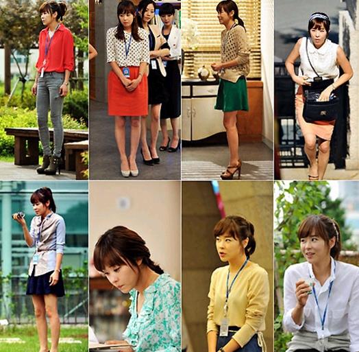 GO KOREAN STYLE(www.gkstyle.com) Protect the Boss- new Korean drama Secretary fashion