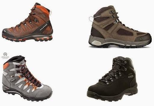 Sepatu Boot Pria Desain Adventure dan Travelling Terbaru 2015