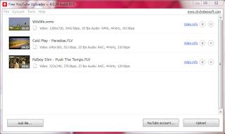 Download FreeYouTubeUploader Gratis