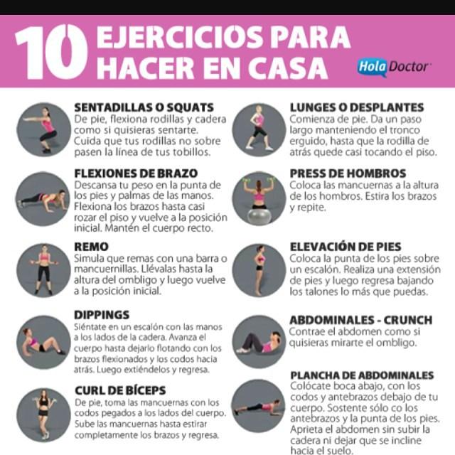 El blog de todograma 10 ejercicios para hacer en casa - Ejercicios cardiovasculares en casa ...