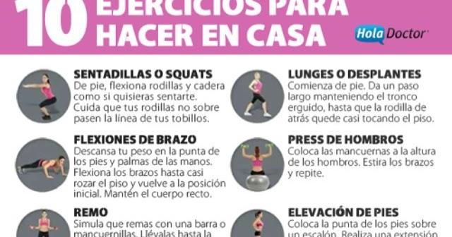 El blog de todograma 10 ejercicios para hacer en casa - Como puedo adelgazar rapido en casa ...