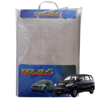 RUV Cover Mobil - Avanza-Xenia - Silver Hitam Perawatan Luar Mobil