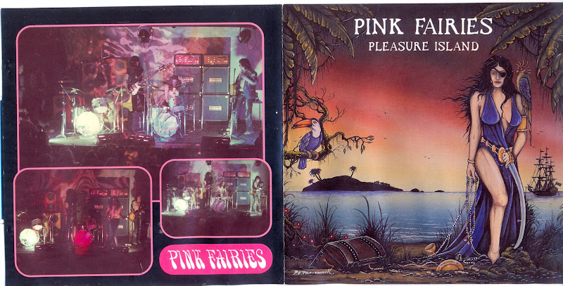 pink fairies pleasure island