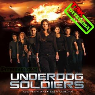 poster filem underdog soldiers