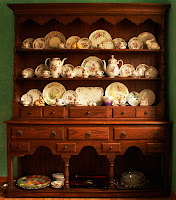 Schumann Bavaria China cabinet Welsh Dresser