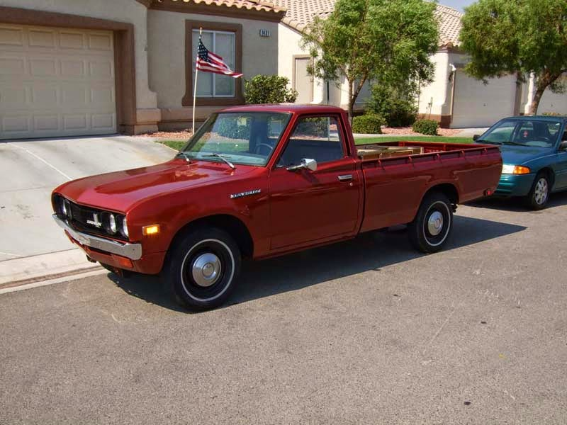 modifikasi mobil datsun 720 pick up