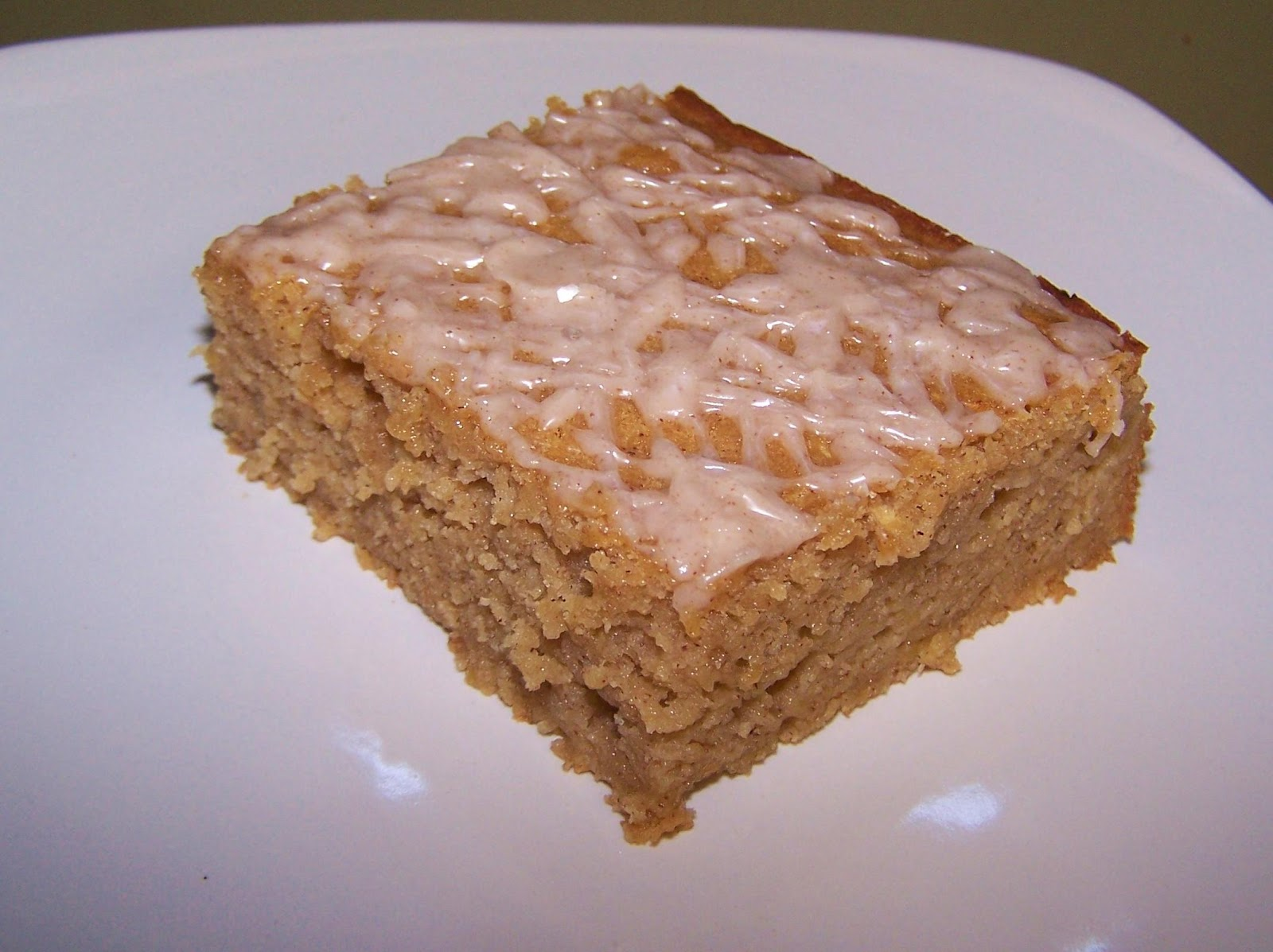 EZ Gluten Free: Spiced Applesauce Coffee Cake