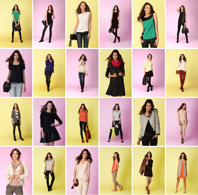 LOOKBOOK Promod Otoño2012