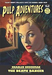 NEW! PULP ADVENTURES 32