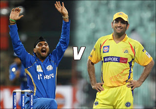 Chennai CSK Vs Mumbai MI IPL Final 26th May 2013