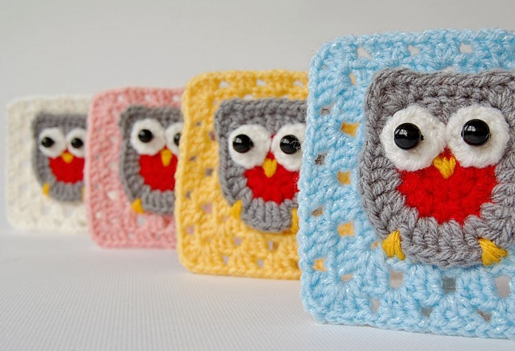 As soon as I saw these owls, I knew that I had to make them :) I am ...