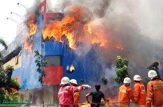 Informasi Teraktual Terjadinya Kebakaran di DKI Jakarta