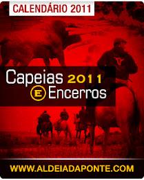 calendario 2011 capeias