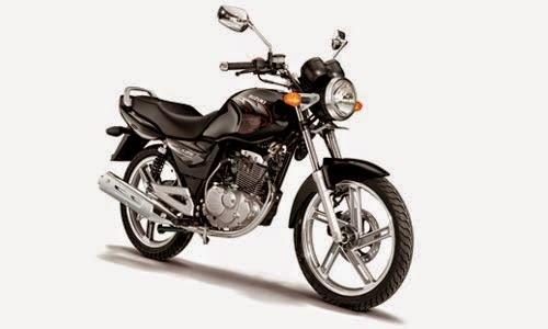 Suzuki Thunder 125 Black