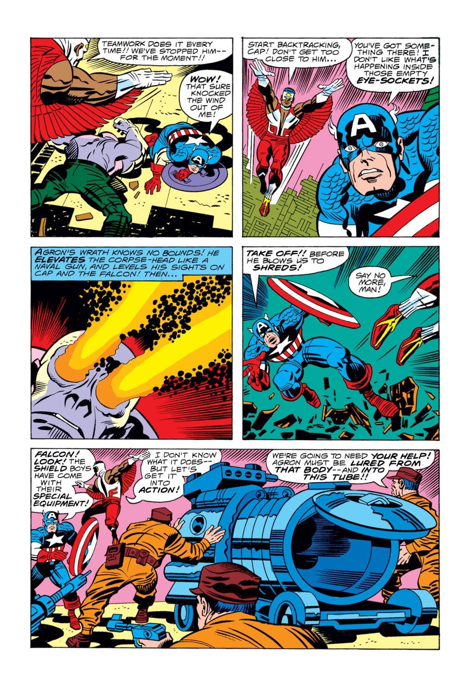 Captain America (1968) Issue #205 #119 - English 16