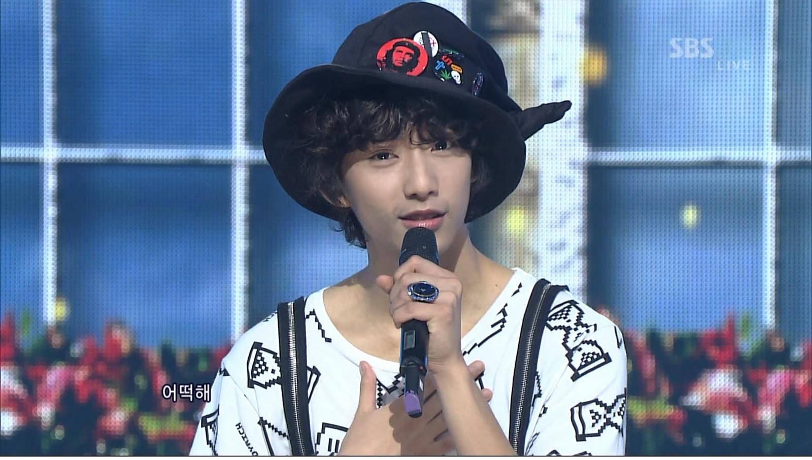 Live  B1A4 - Chu Chu Chu y  B1a4 Gongchan Beautiful Target