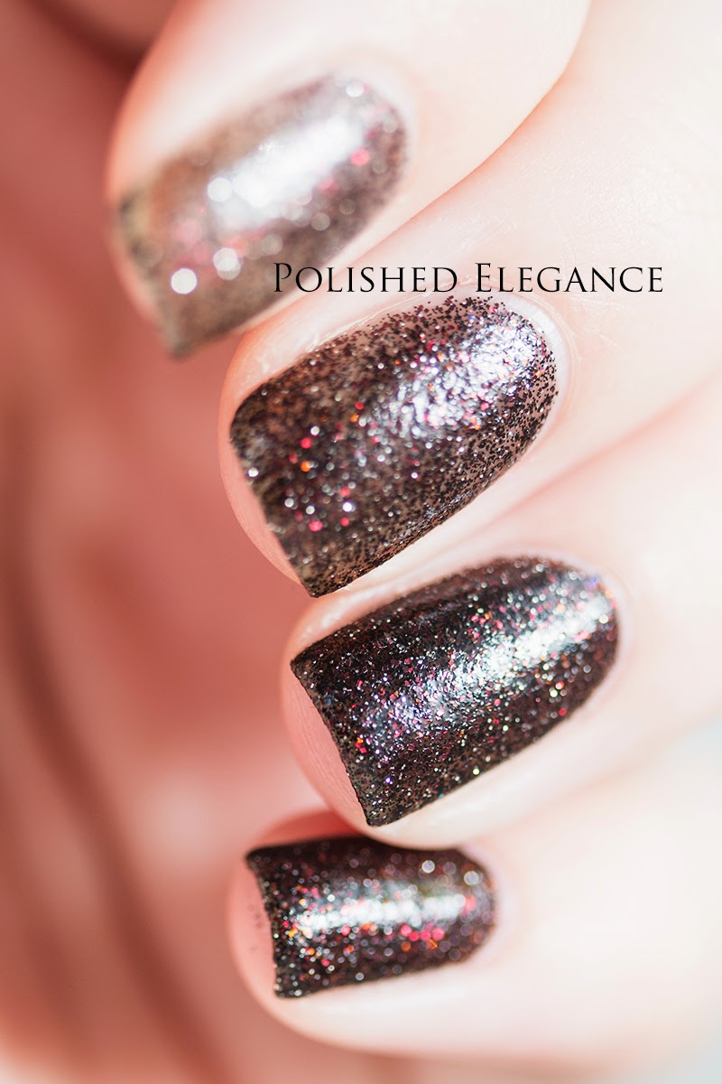 Shimmer Polish - Bella swatch review