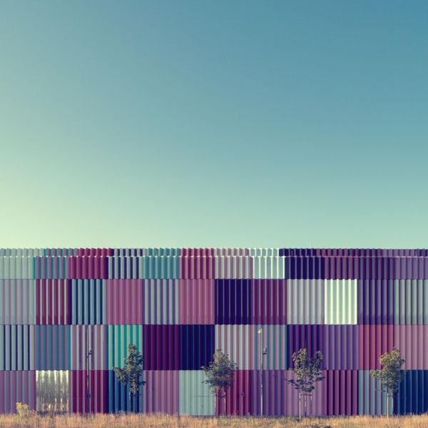 Mira, fotos, Nick Frank, Munich, photographs, architecture, urban, colors