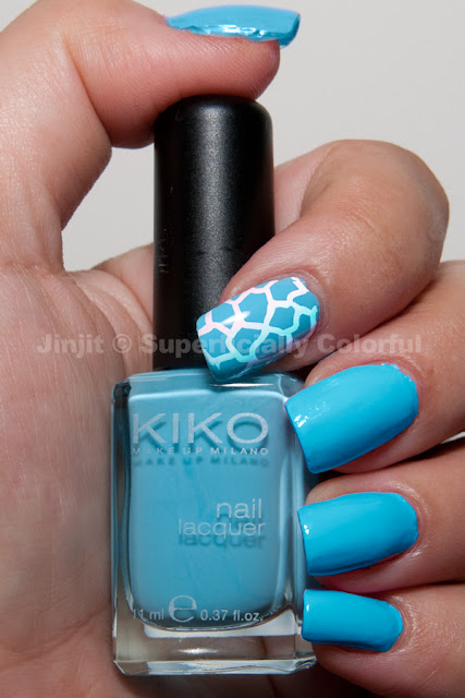 Kiko 340 Light Blue