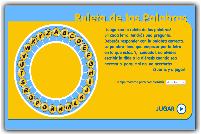 EL JUEGO DE LA RULETA DE LAS PALABRAS