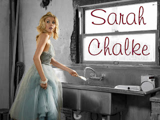 Sarah Chalke Wallpaper