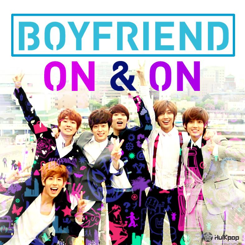 [Single] BOYFRIEND – On & On