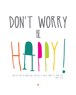 LostBumblebee ©2015 MDBN : Don't Worry be Happy! : Donate to Download : Printable : PERSONAL USE ONLY.