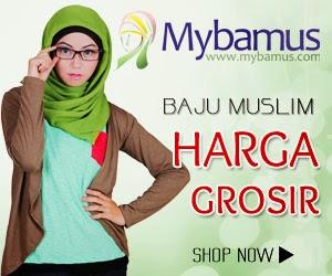 Mau Baju Muslimah?