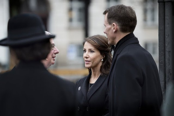 The Danish Royal Family Attended A Funeral Service For Peter Parkov