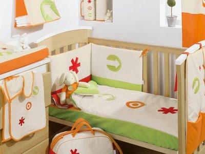 Modernas habitaciones para bebes en el 2012 decoracion - Habitaciones bebe modernas ...