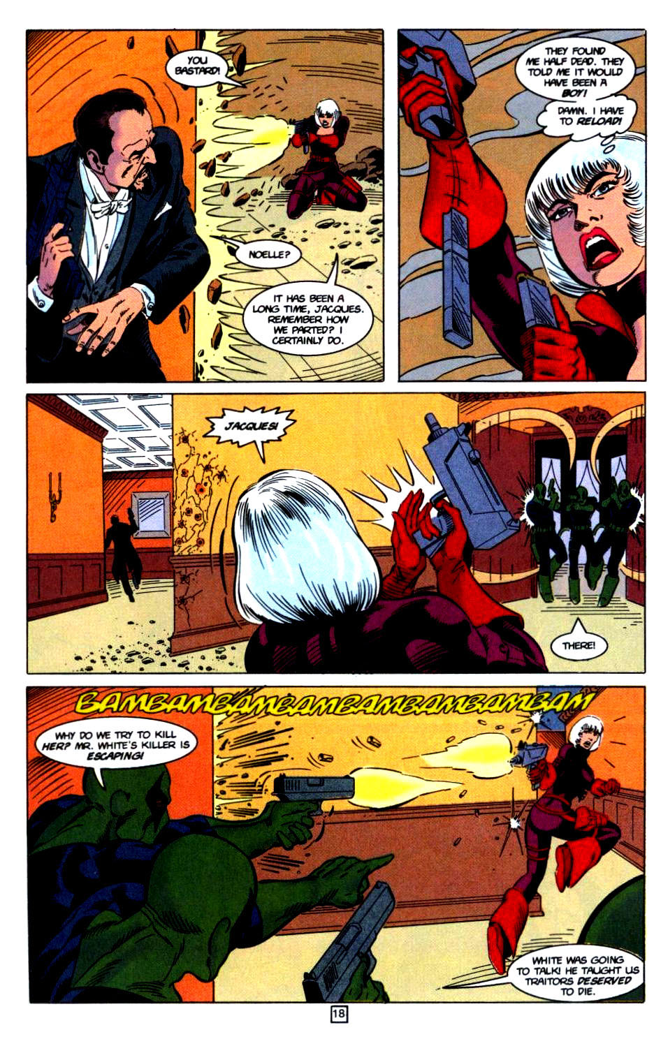 Deathstroke (1991) Issue #32 #37 - English 19