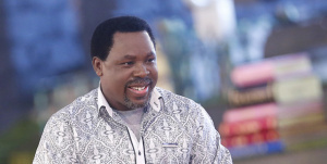 PROPHET T.B JOSHUA: KNOWING GOD'S WILL : CLICK PHOTO BELOW