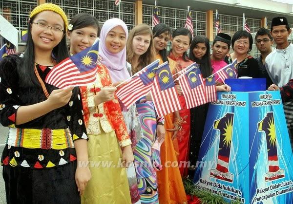 10 cara untuk mengenali rakyat Malaysia